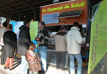 2 me salon des energies renouvelables de montendre ecolopop for Salon energie renouvelable