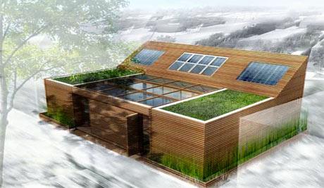 plans logement modulaire