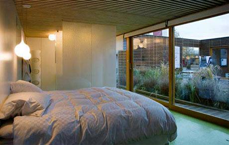 Naturelle et modulaire l 39 architecture de construisons - L architecture de demain ...