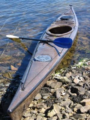 Salon nautique : le kayak en fibre de lin