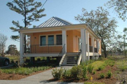 La fondation Make It Right : l'éco-reconstruction d'un quartier de la Nouvelle-Orléans