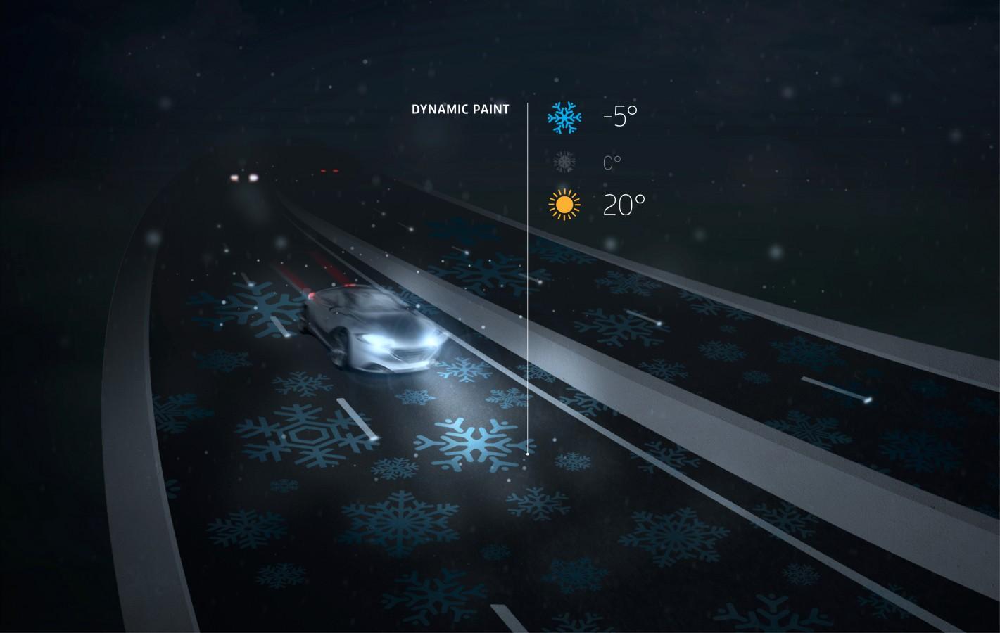 Smart Highway : des autoroutes intelligentes et interactives