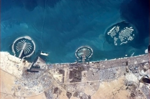 30 Mars 2013 - Dubai - Photo: Chris Hadfield/NASA