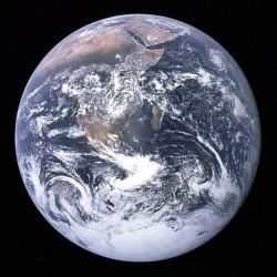 La planète Terre - Apollo 17