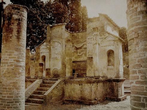 Temple d'Isis, Pompéi (2010)