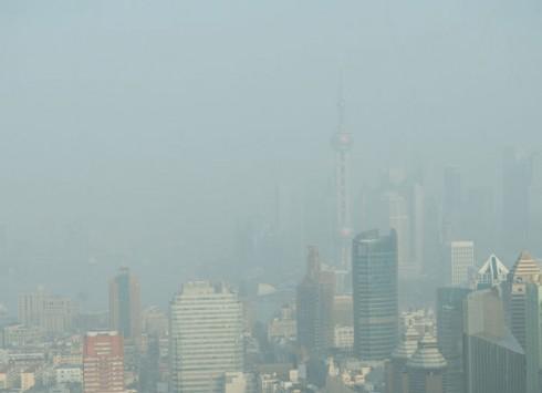 pollution-air-shangai