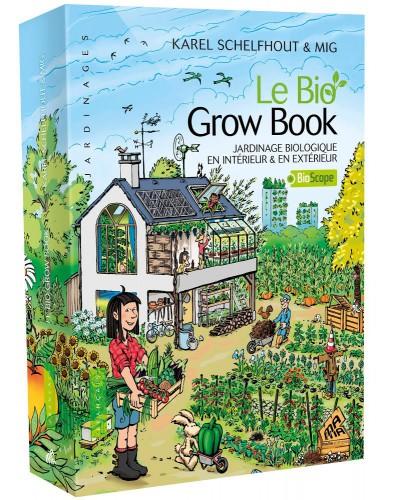 Le bio grow book ecolopop for Les techniques de jardinage
