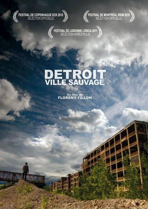 Détroit, ville sauvage