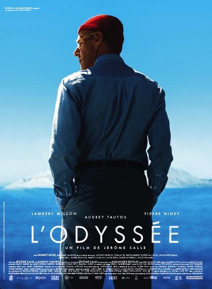 L'odyssée : le commandant Cousteau bientôt au cinéma