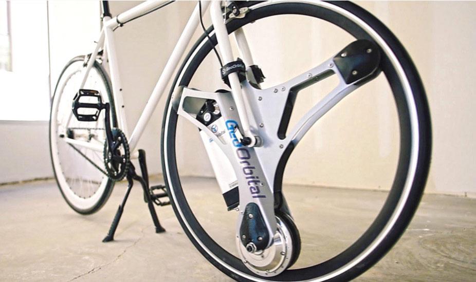 GeoOrbital : la roue électrique universelle pour votre vélo