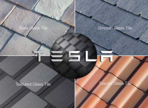 elles arrivent les tuiles solaires de tesla ecolopop. Black Bedroom Furniture Sets. Home Design Ideas