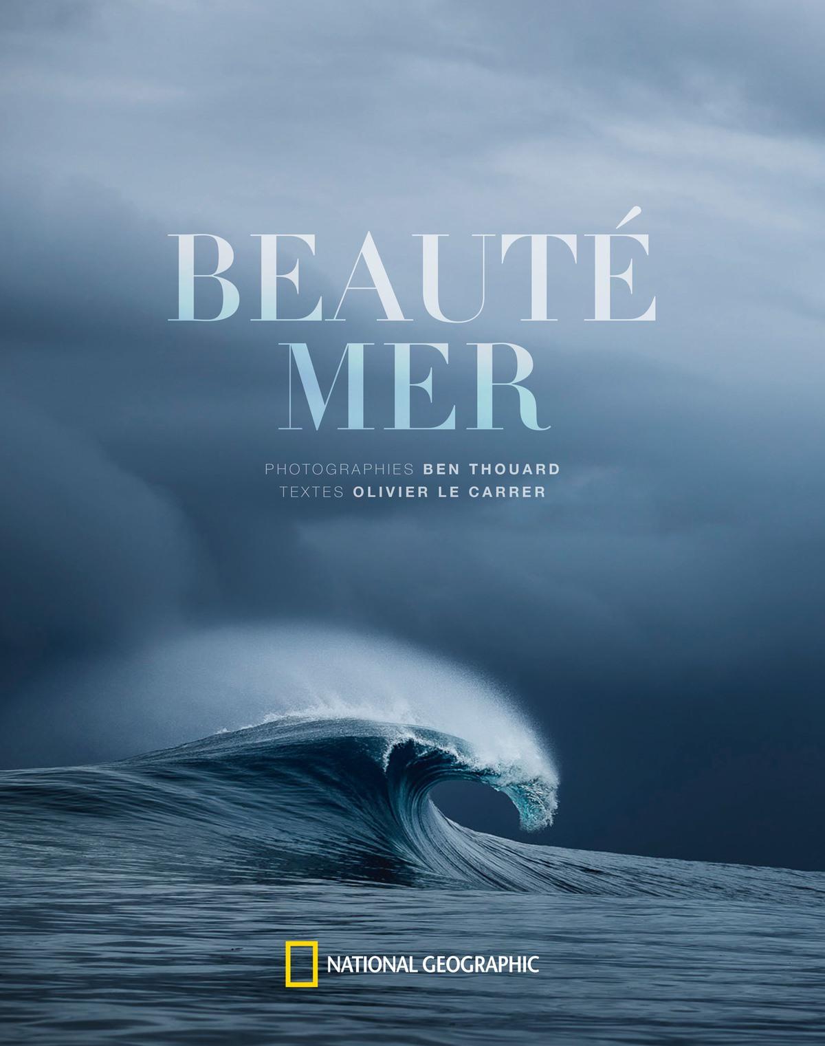Beauté Mer par Ben Thouard en librairie le 18/10/18