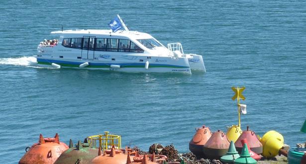Nyami 54, le premier catamaran électrique