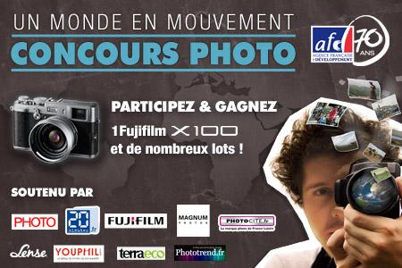 Concours Photos AFD/Objectif développement : Un monde en mouvement