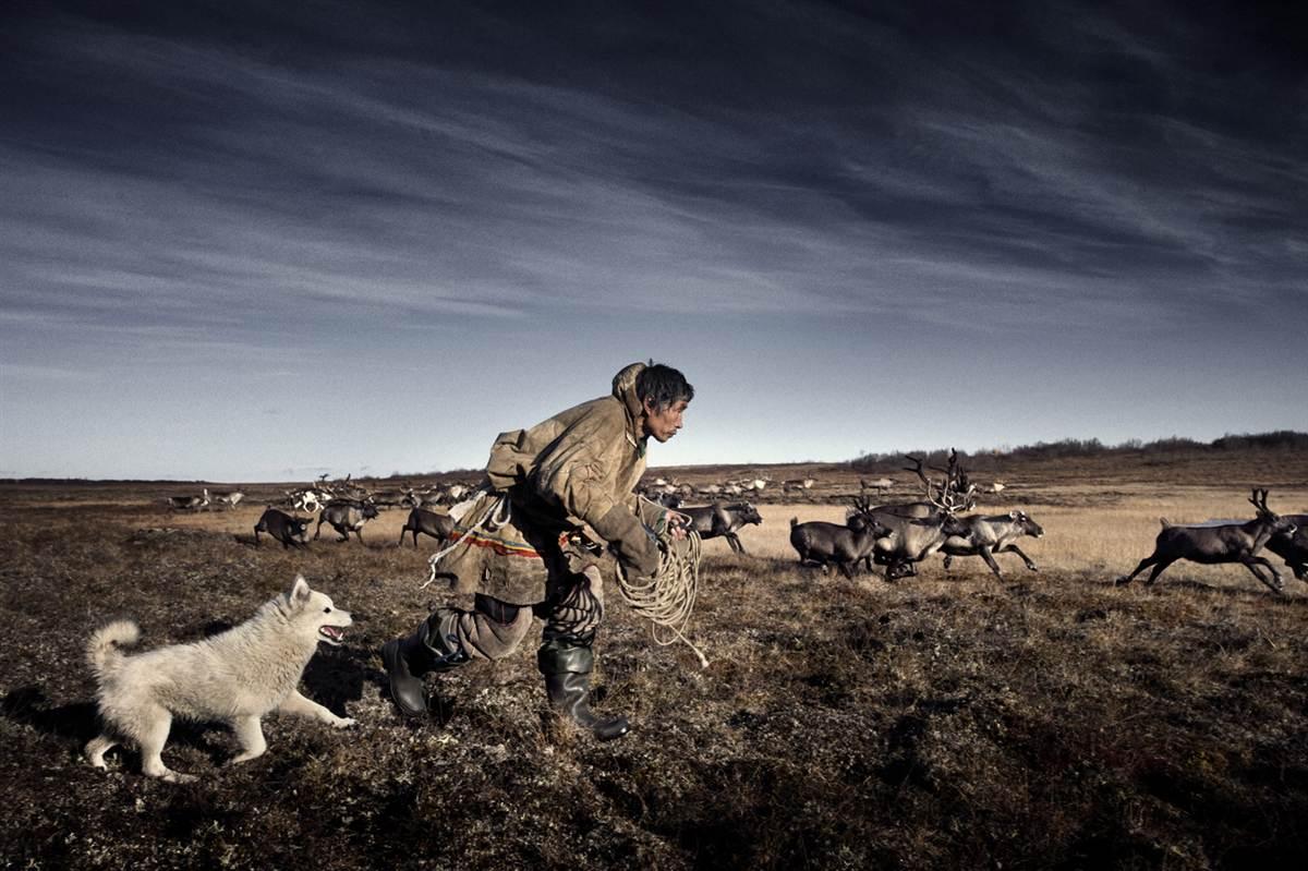 Le changement climatique, en photos