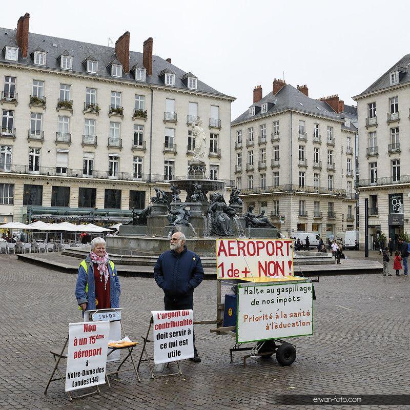 Projet d'aéroport de Notre Dame des Landes : les expropriations continuent