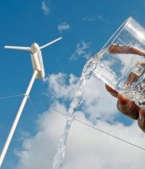 Eole Water : un accès universel à l'eau potable