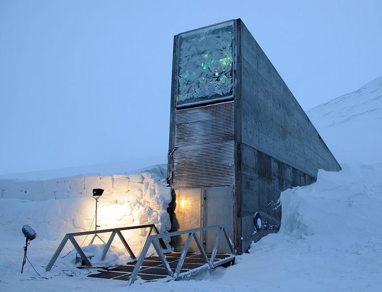 Svalbard et Kew : deux banques de semences mondiales