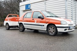 Dock + Go et ebuggy ou comment prolonger l'autonomie des voitures électriques