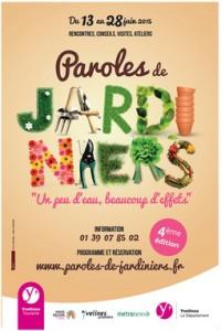 Yvelines : Paroles de jardinier