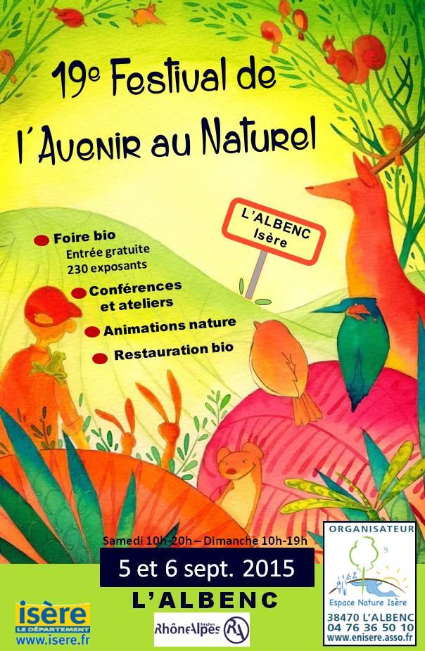 19ème Festival de l'Avenir au Naturel