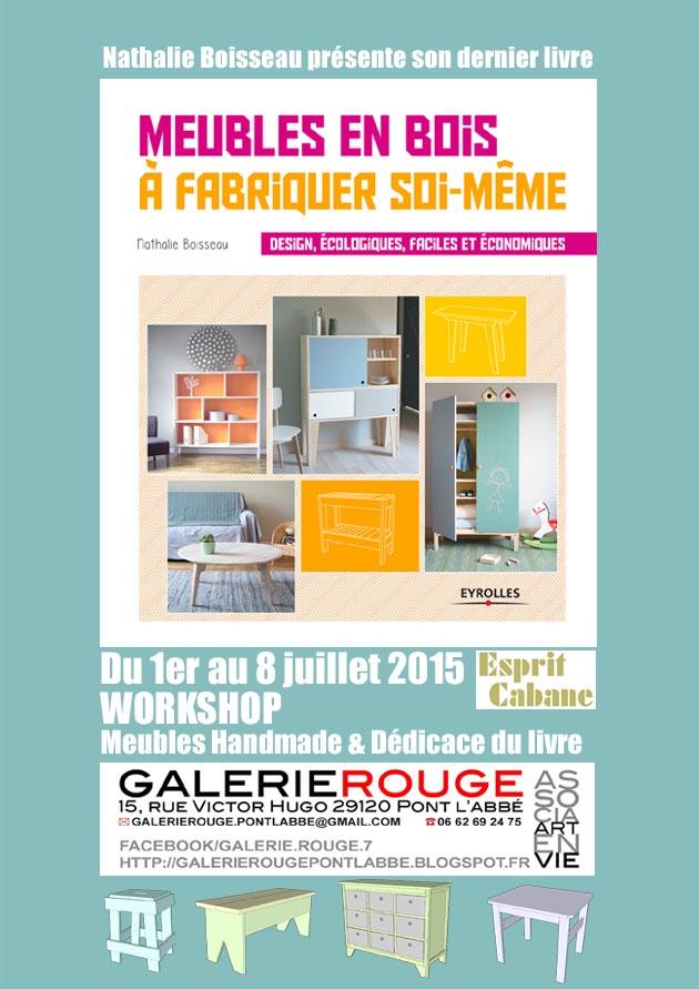 Pont L'abbé  ( 29 ) : Fabriquez vos meubles en bois