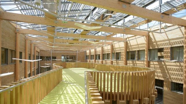 Actualité du Conseil Régional de Bretagne : architecture écologique, appels à projet