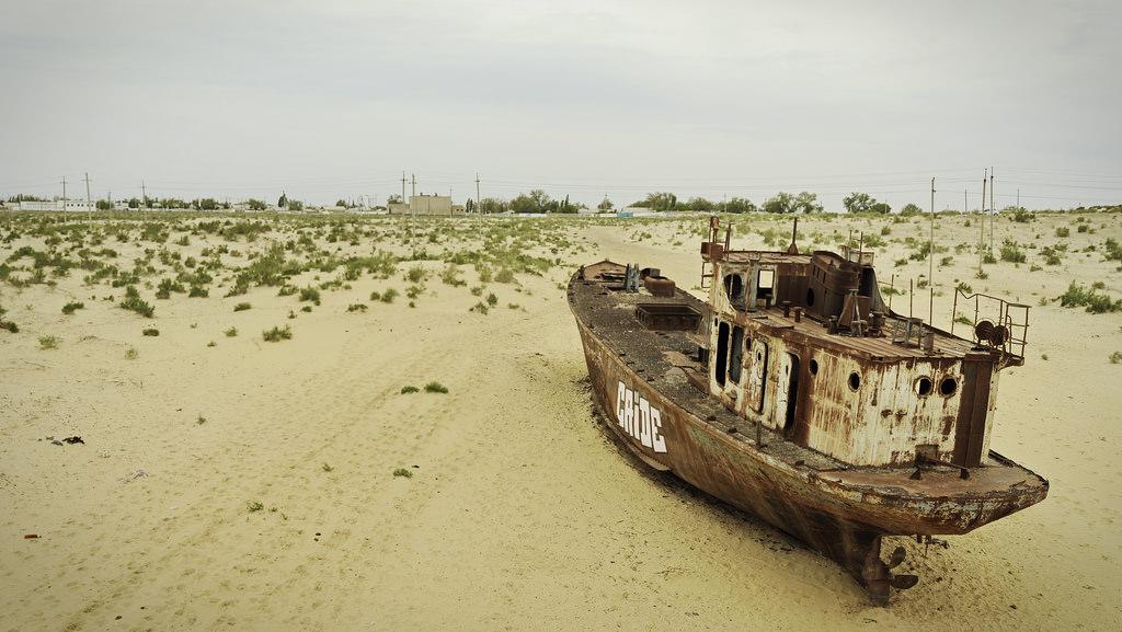 Dans la série tout est possible : La renaissance de la Mer d'Aral ?