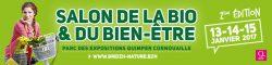 2EME EDITION DU SALON DE LA BIO & DU BIEN-ETRE A QUIMPER