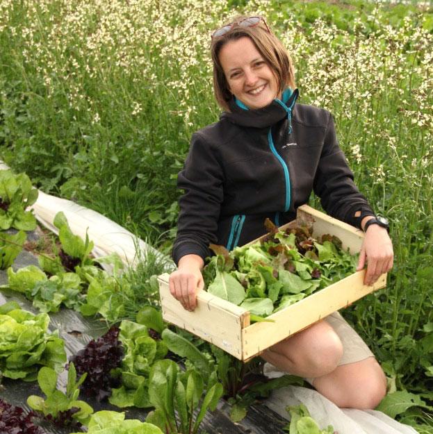 Cultiv'Actrices – 20 femmes qui changent l'agriculture en France