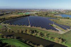 Enercoop par l'exemple : la centrale de Centrale photovoltaïque de la Petite Vicomté (49) entre en production