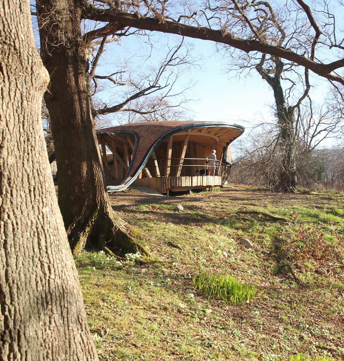 Aquitaine : Zoom sur un bâtiment public en bois