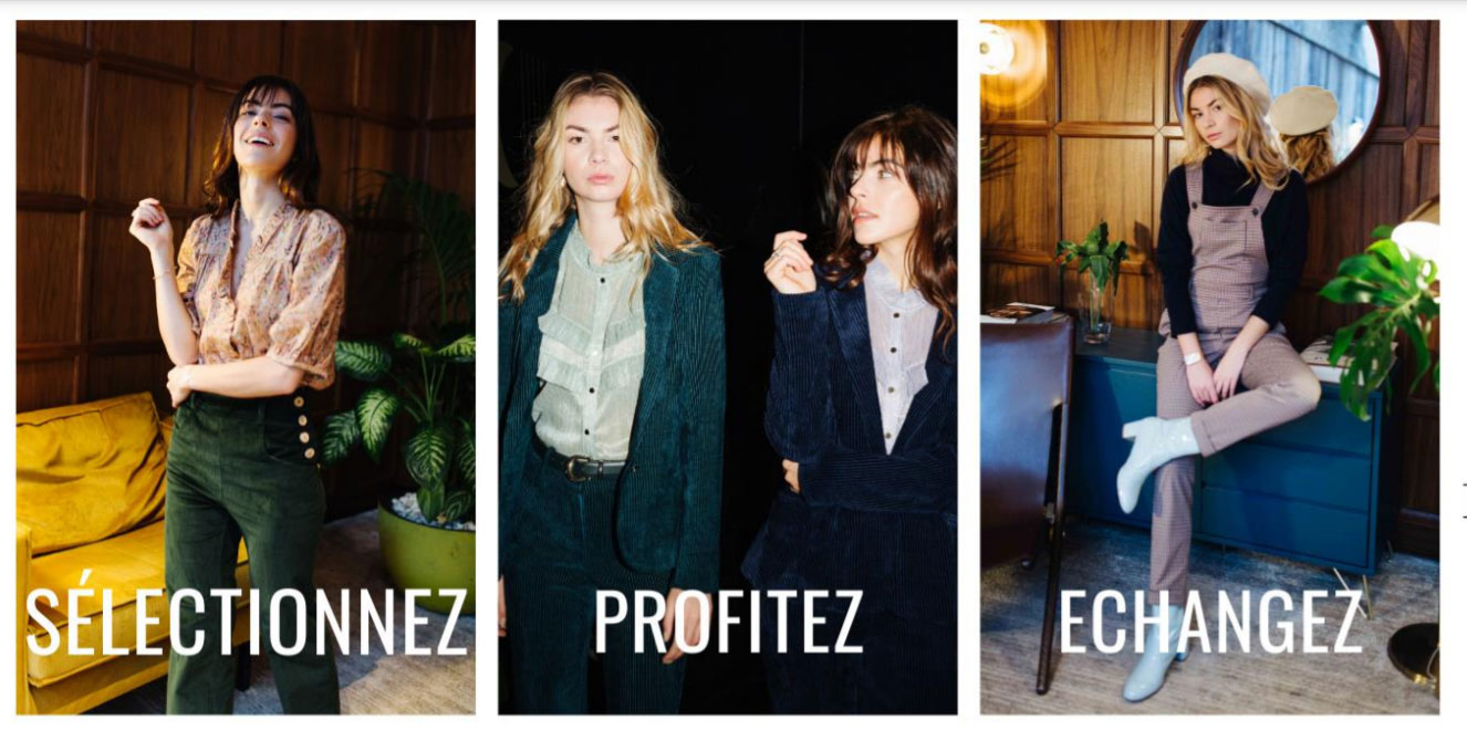 Paris : Possible France vous propose de louer des vêtements de luxe