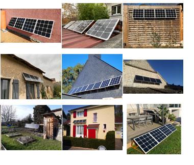 Nantes : le kit «électricité solaire» à poser soi même