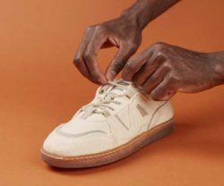 Brest (29) / Ouagadougou (Burkina Faso) : Umoja Shoes invente la sneakers végétale