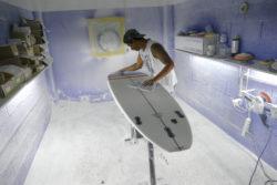 Bordeaux (Gironde) : Nomads Surfing, l'économie circulaire au service du surf.